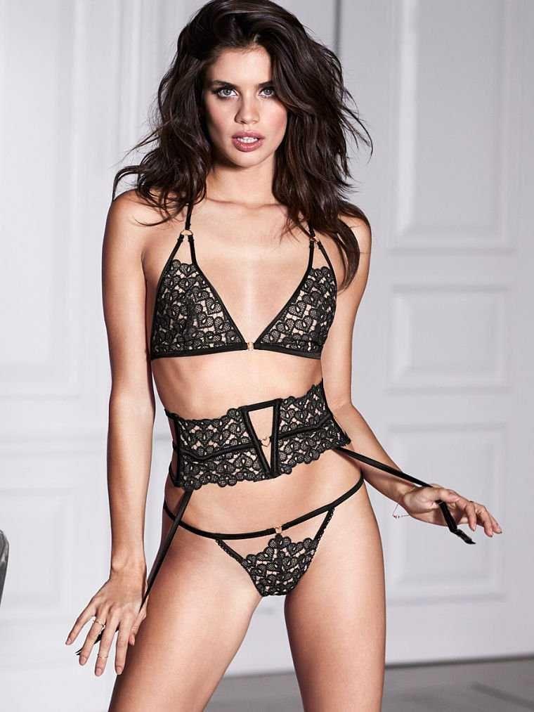 Sara Sampaio Victorias Secret Lingerie Pinterest Sara - Porte jarretelle victoria secret