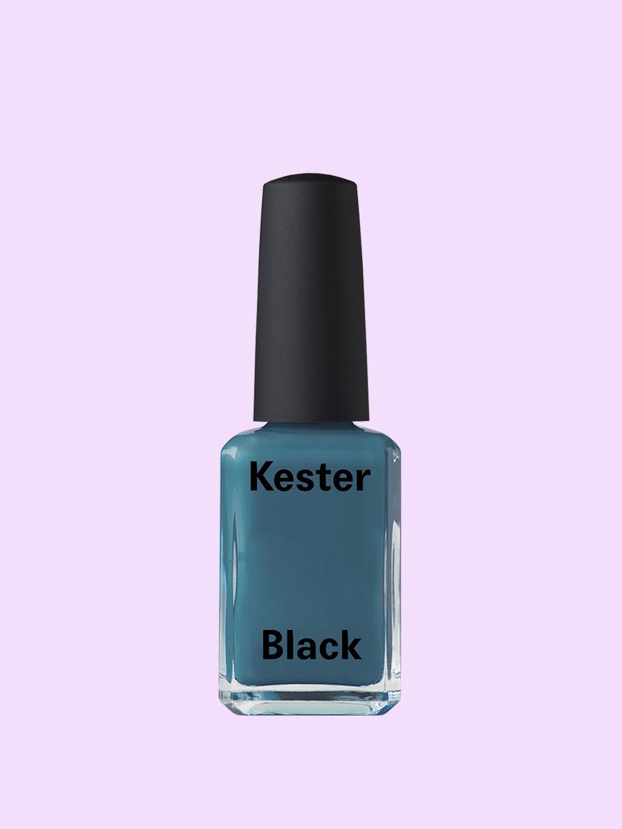 Typhoon Moody Blue Nail Polish Blue nail polish, Nail