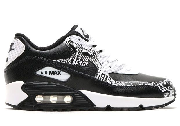 "Return Of The Nike Air Max 90 ""Python"", Almost"