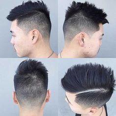 Faded Hairstyles Asian Men Asian Hair Asian Haircut Asian Short Hair