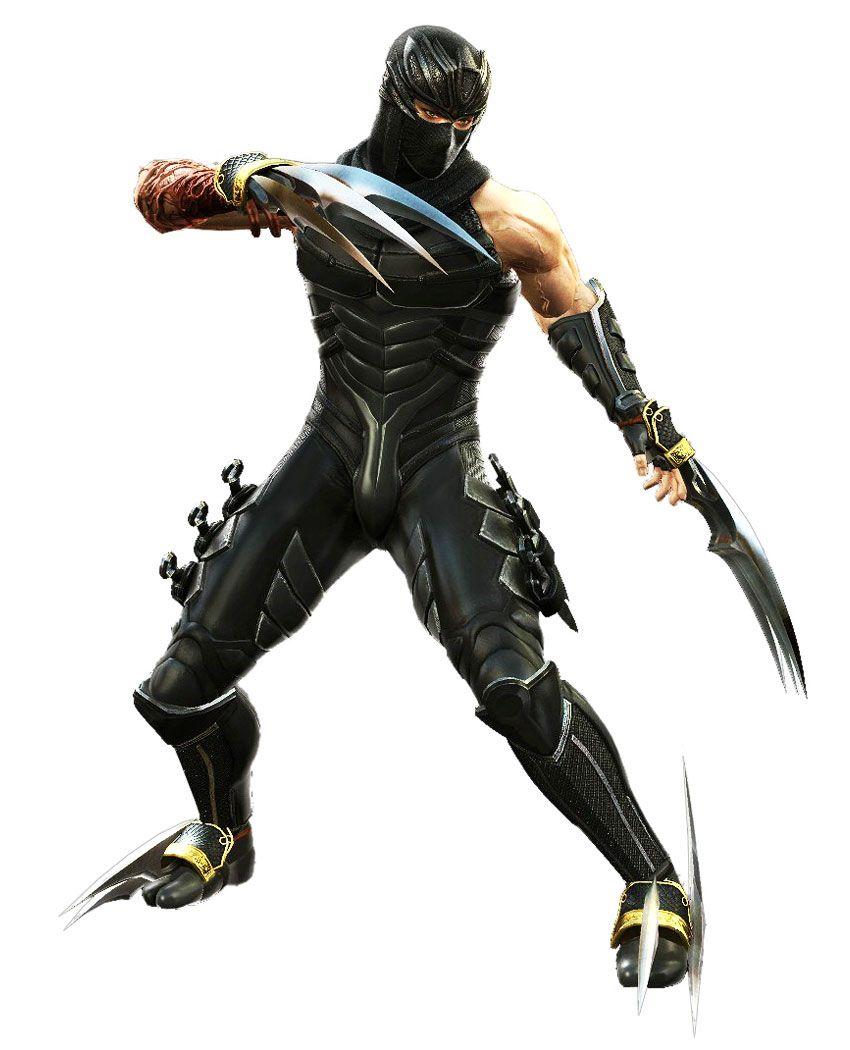 Ninja Gaiden 3: Character Concepts In 2019