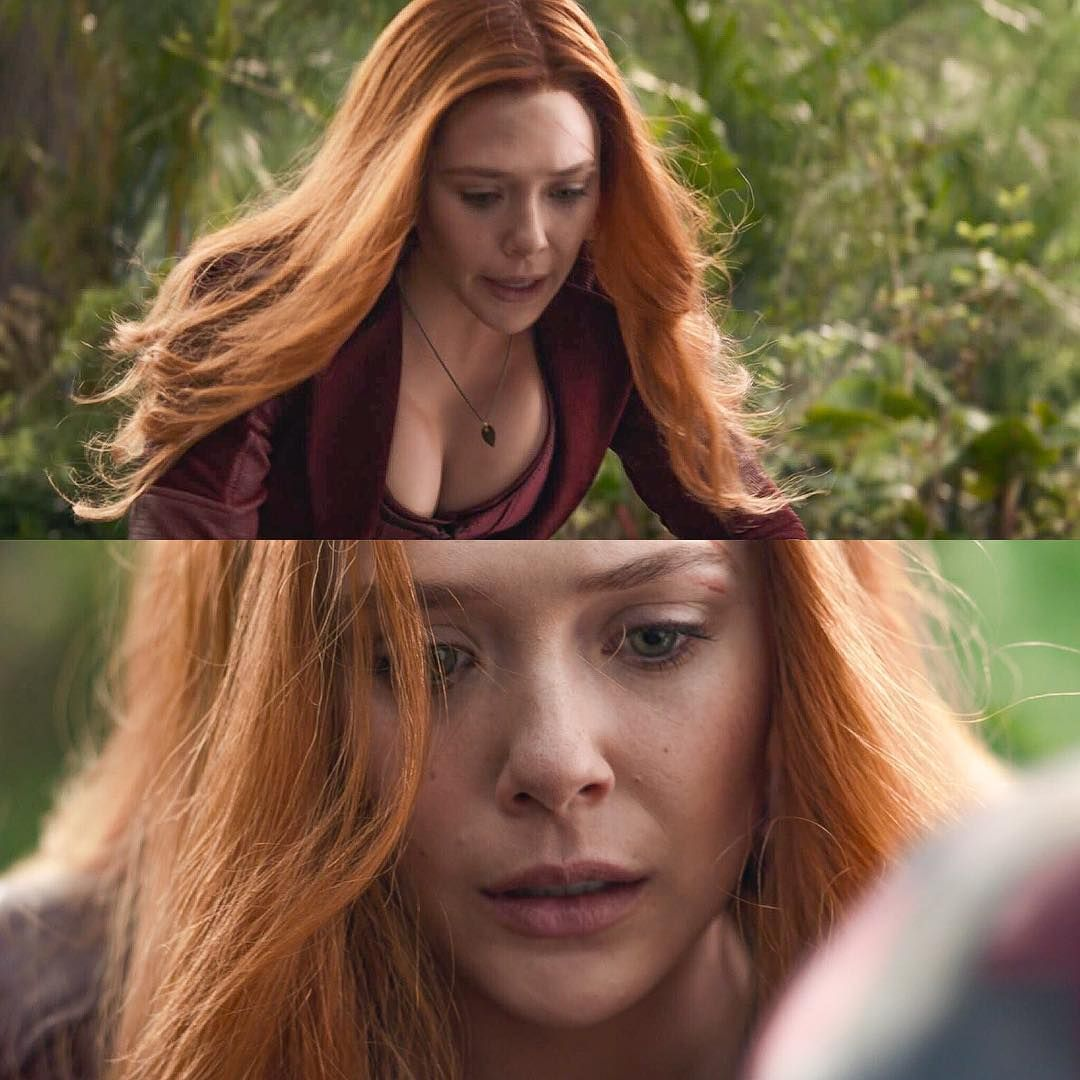 Scarlet Witch In Avengers Infinity War Elizabeth Olsen Scarlet Witch Scarlet Witch Cosplay Scarlet Witch Marvel