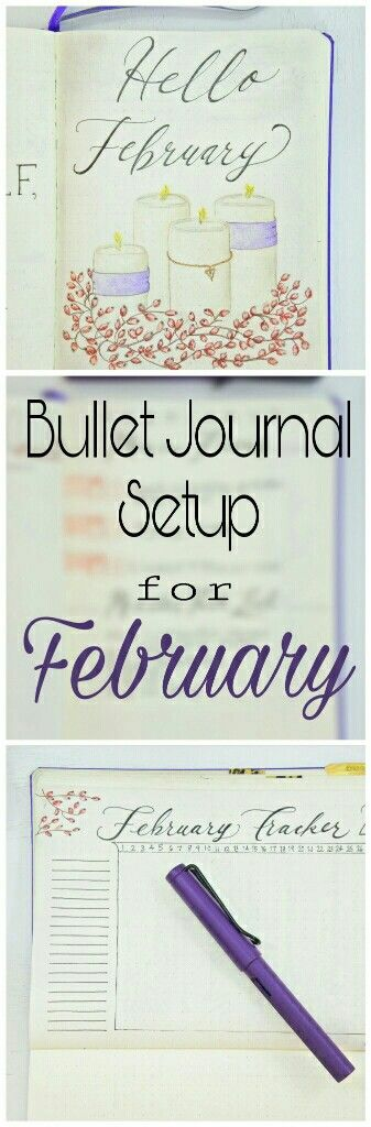 February monthly planning pack available as a free printables! sheenaofthejournal.com