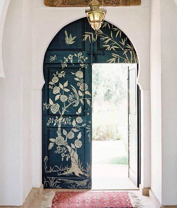 Maybe for the outside of pantry door
