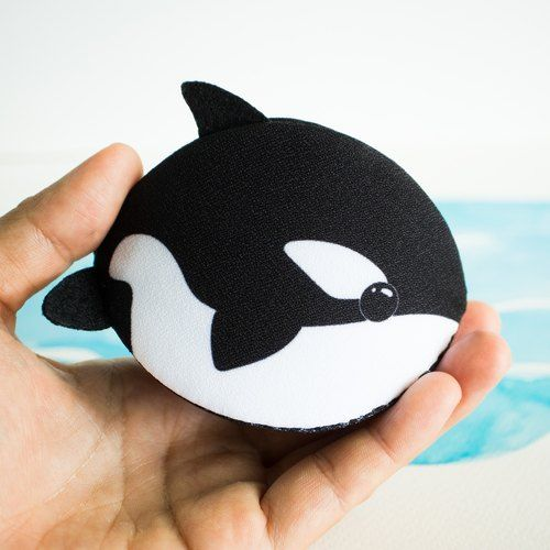 Orca Accessories Bag Coin Purse Calm Shell Design Color Merrie Coin Purses Pinkoi Unique Gifts For Her Bag Accessories Etsy