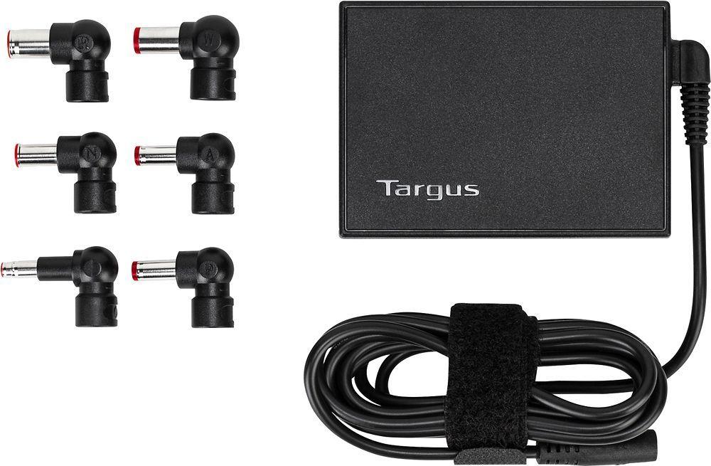 Targus - 90W AC Power Adapter for Select Laptops - Black