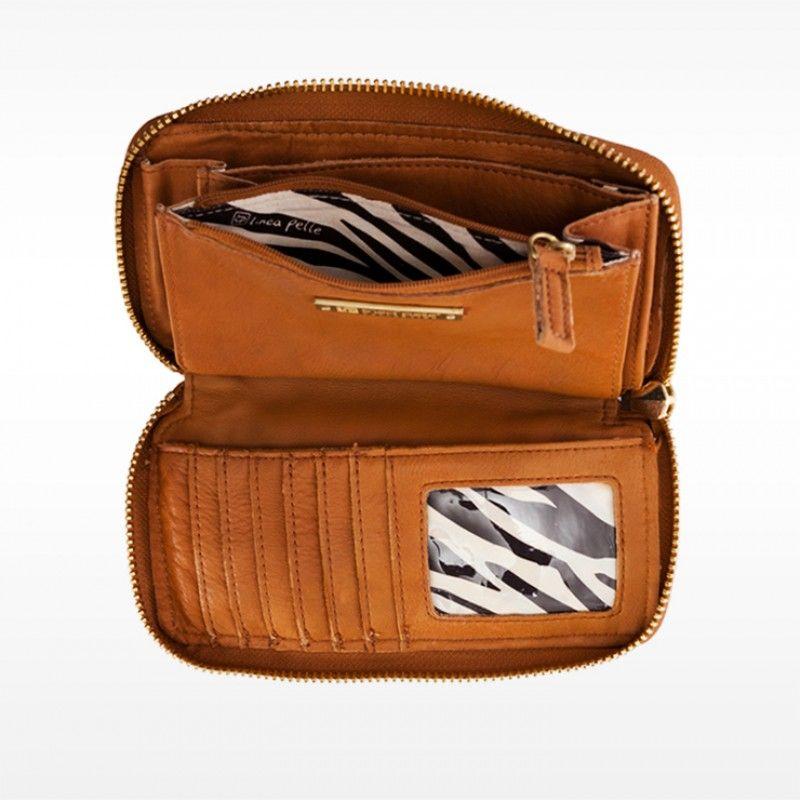 Dylan Zip Wallet Linea Pelle Wallet Zip Wallet Zip Around Wallet