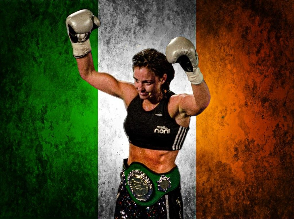 Christina McMahon | WBC Super Bantamweight World TitlePledge Sports