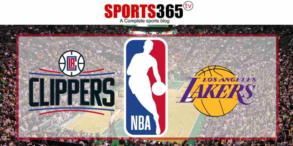 Clippers Vs Lakers Reddit Stream Lakers Nba Matches Lakers Vs Clippers