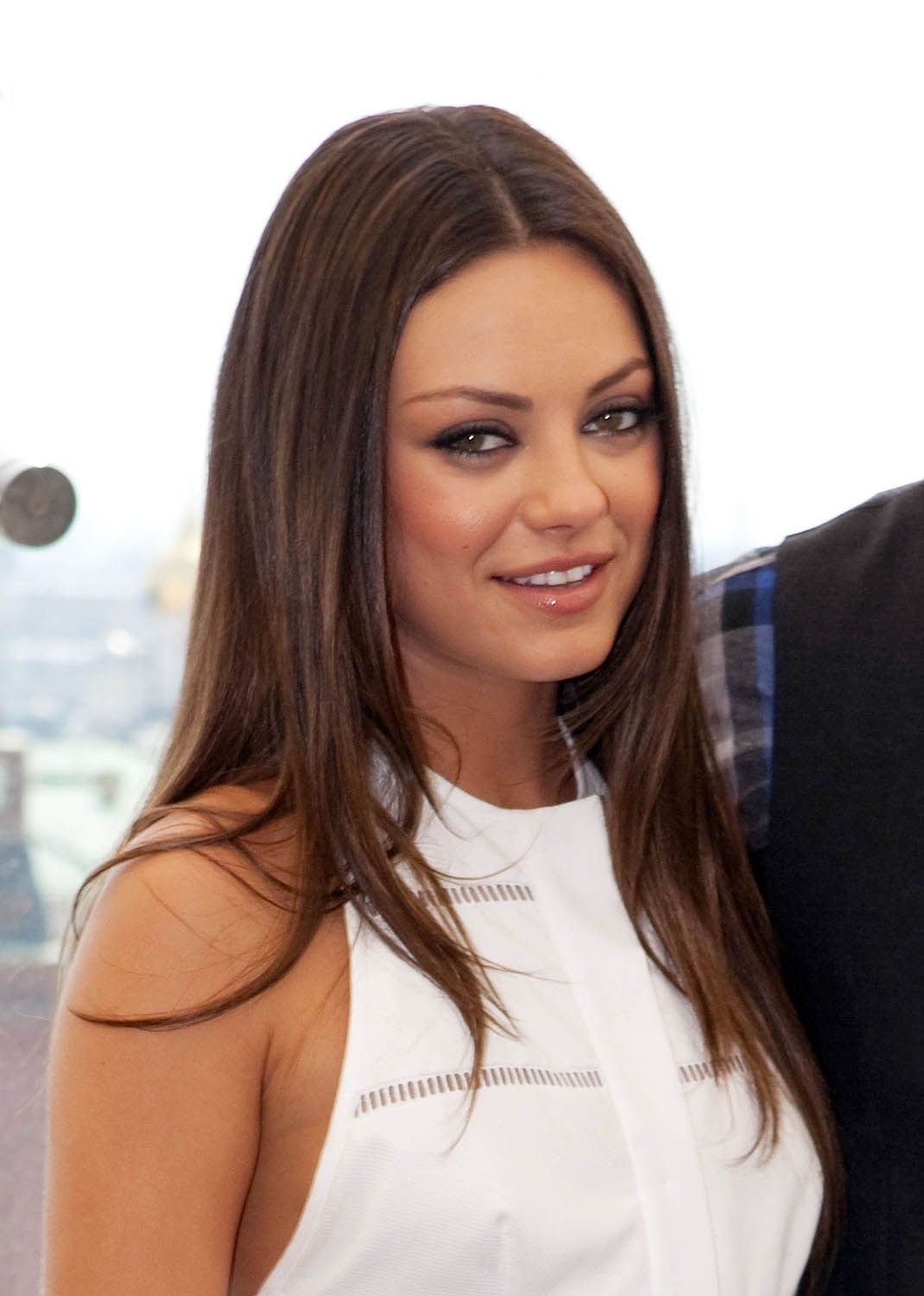 Mila Kunis Highlights The Ladies Pinterest Mila Kunis Mila