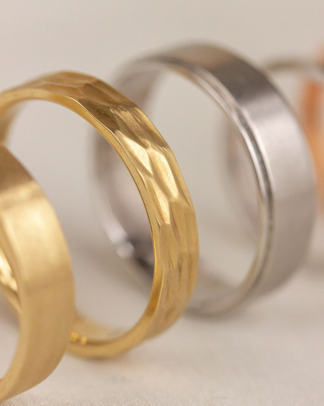 Wedding Band Finishes In 2020 Unique Wedding Bands Antique Rings Wedding Bands