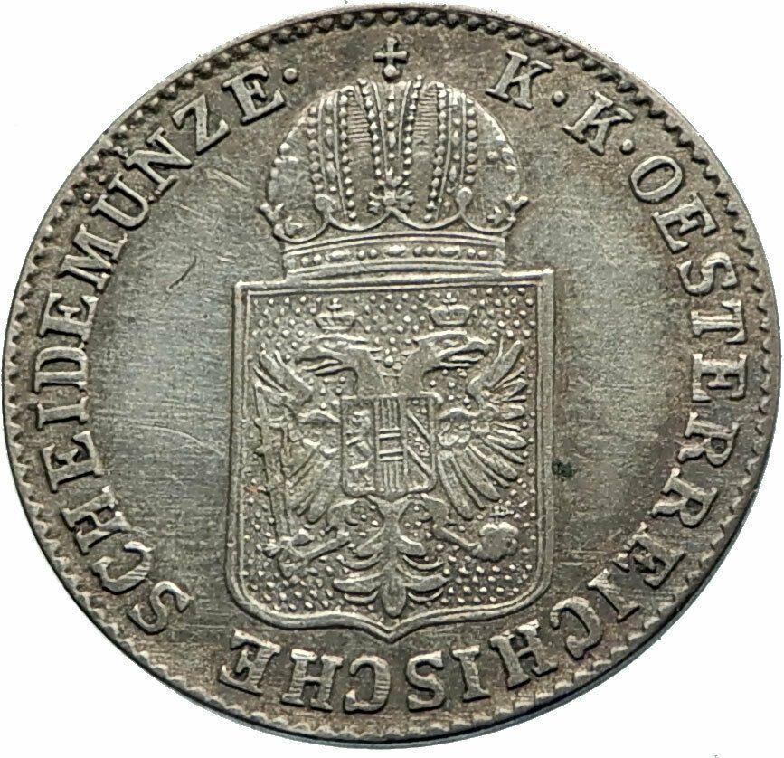 Details About 1909 Austria King Franz Joseph I Antique Silver 5