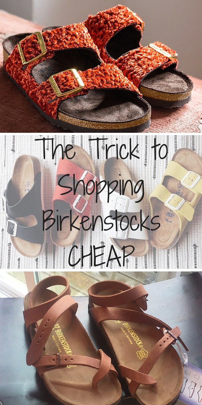 67afa50c87c Sale Happening Now  Install Free App to get Exclusive Access! Shop staff  favorite Birkenstock sandals at up to 70% off! Fall in love with classic  Arizona ...