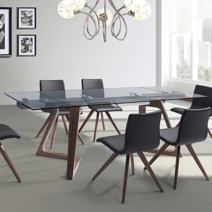 Iveta Extendable Dining Table Iveta Extendable Dining