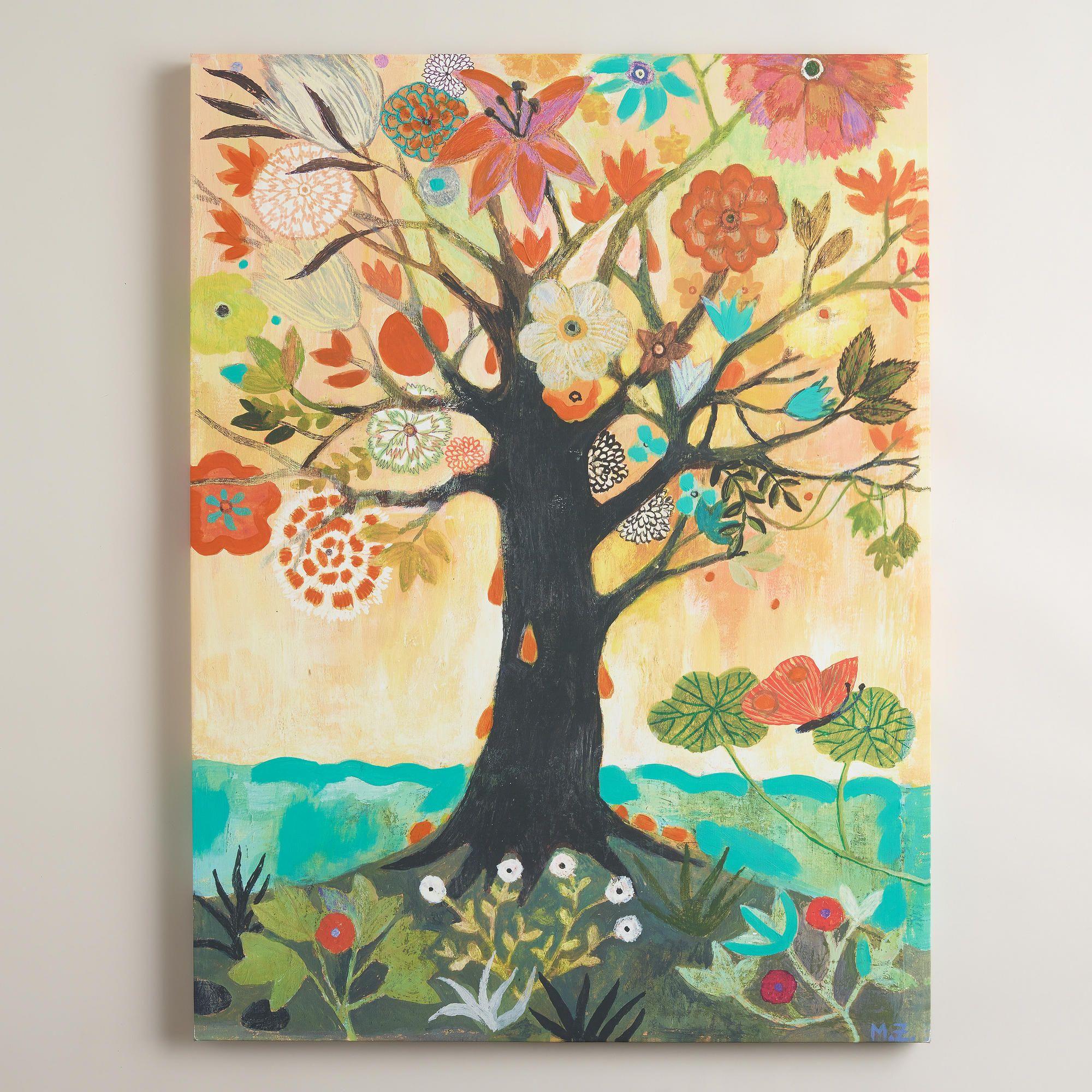 Flower Tree I\