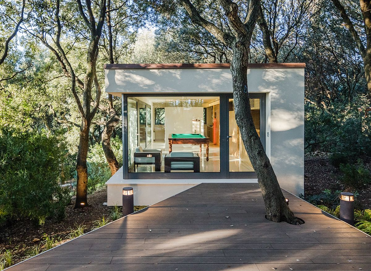 The House in the Woods by Officina29