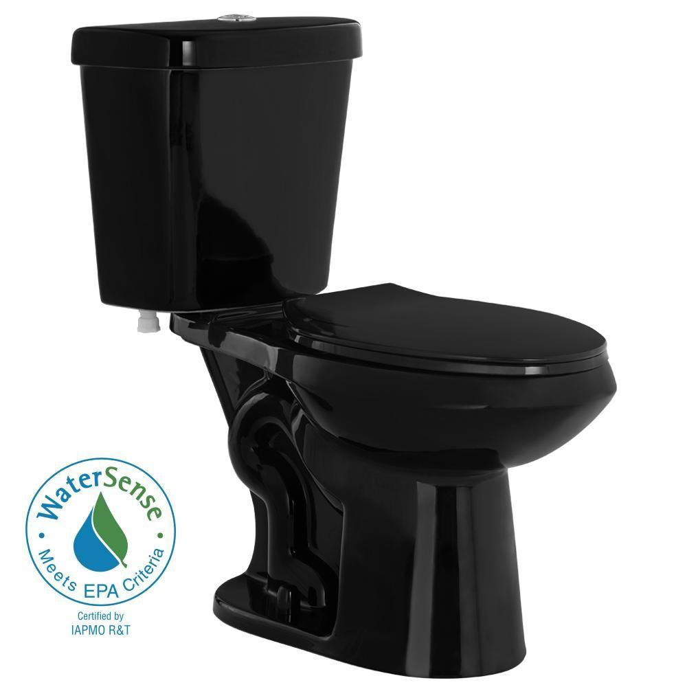 Flush toilet Glacier Bay 2 piece 11 GPF16