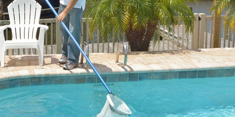 Your Search For The Best Pool Cleaners In Palm Desert Ends Here Service Zoom Cool Pools Pool Pool Cleaning