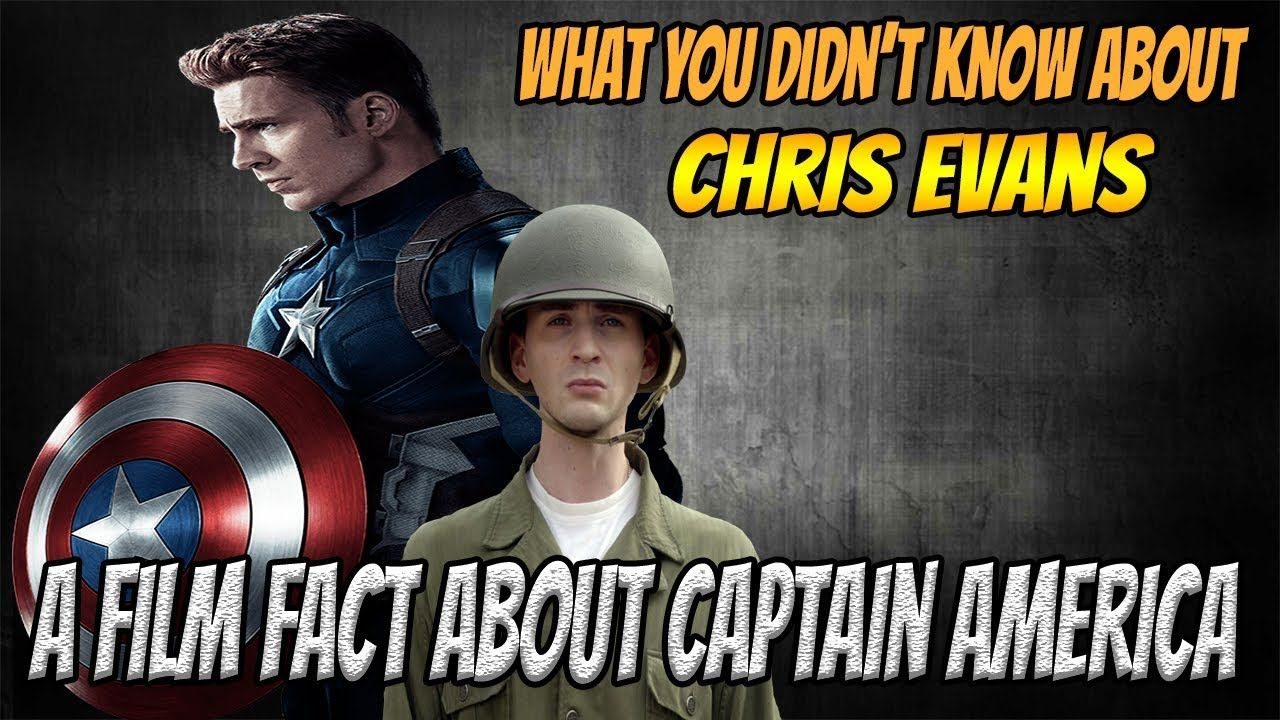 Did You Know This Film Fact And What Captain American Film Facts Can You Share Consider Subscribing To The Youtu Film Facts Captain American Facts
