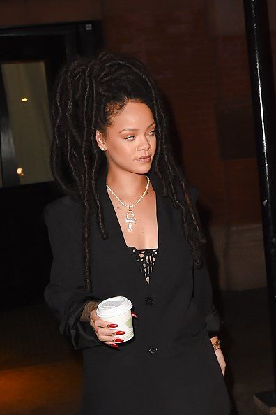#LocAnna Out & About in NYC Last Night, 8/6