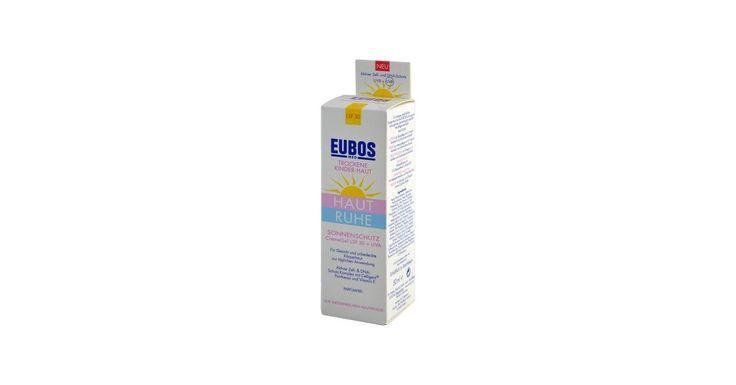 Eubos Kids Skin Calming Sonnencreme Gel Lsf 30 Uva 50ml Products Sonnenschutz Haut Sonnencreme