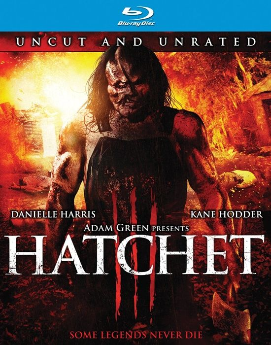 Hatchet Iii 2013 Brrip 720p X264 Aac Pristine P2pdl At