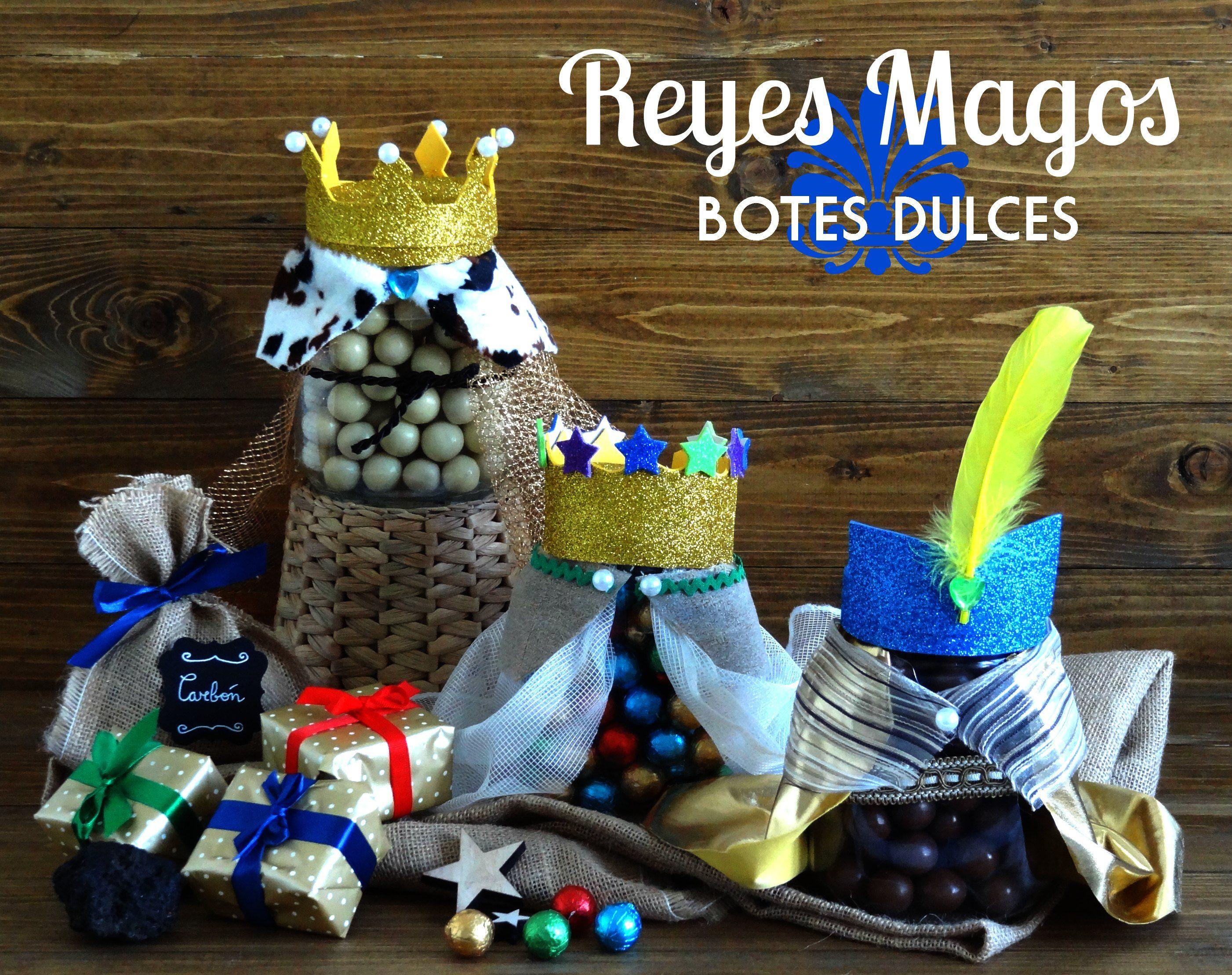 Botes de los reyes magos navidad christmas ideas pinterest magos bote y rey - Ideas para reyes ...