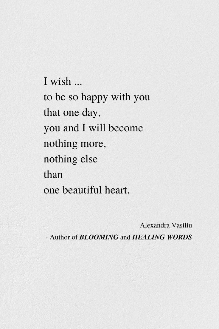 One Heart | Alexandra Vasiliu - Bestselling author of Healing Words