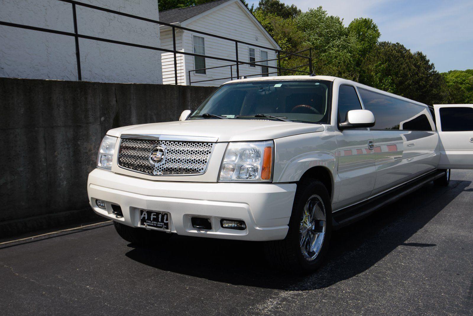 2005 cadillac escalade limousine limousines for sale cadillac rh pinterest com
