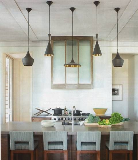 mason pendant lights over an island love them in odd numbers and rh pinterest com