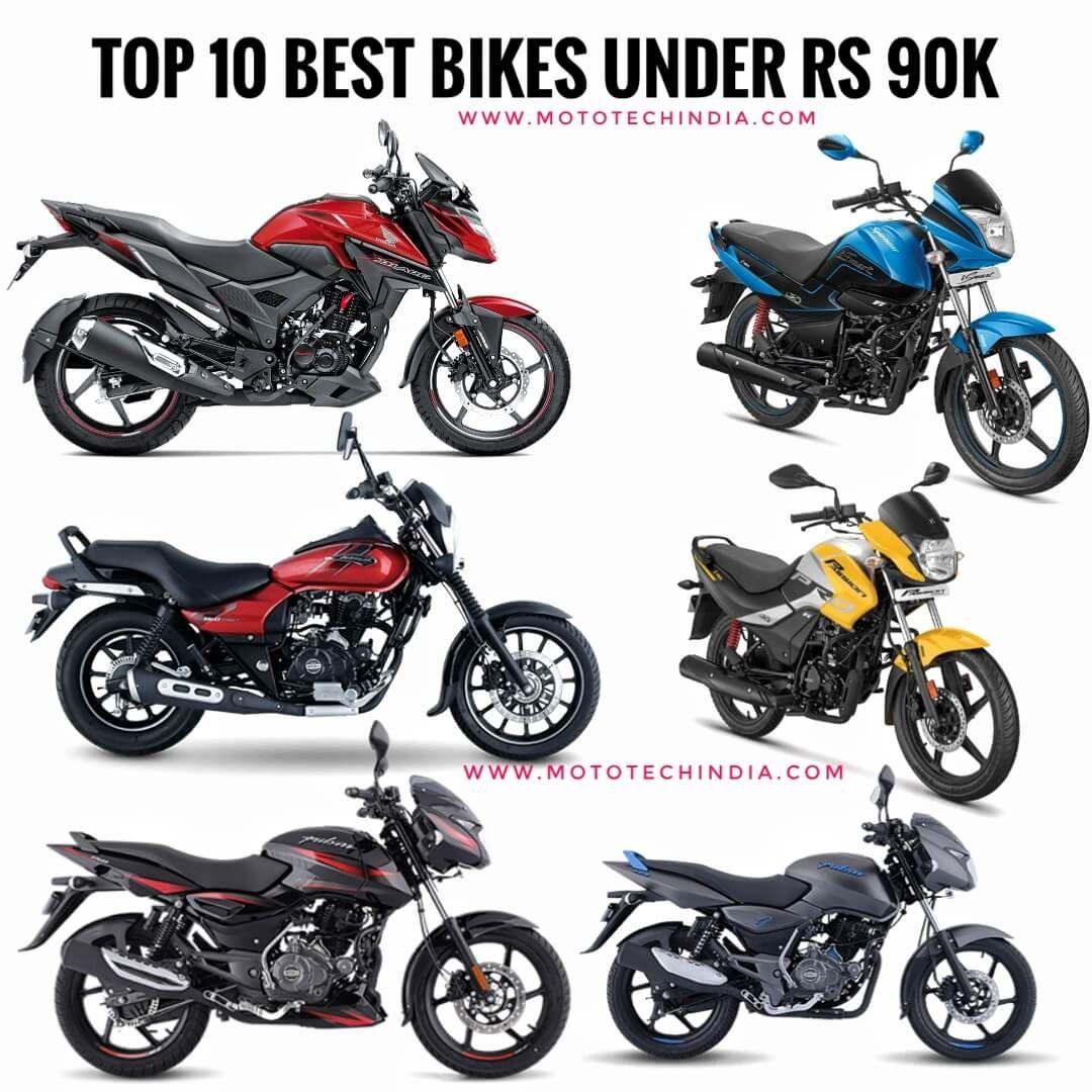 Top 10 Best Bikes Under 90000 In India em 2020 Motos