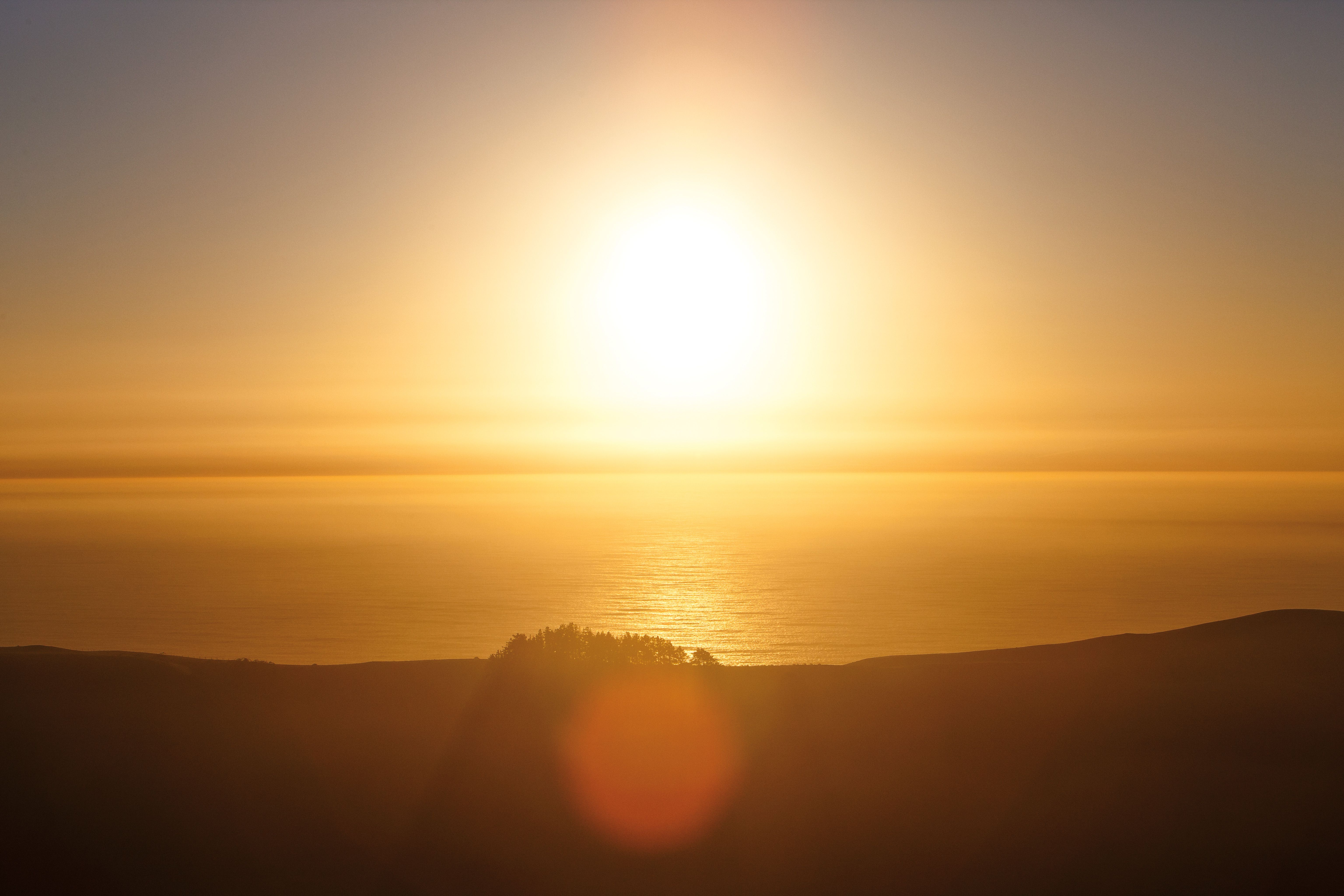 Sunsets...need to see a Big Sur sunset.