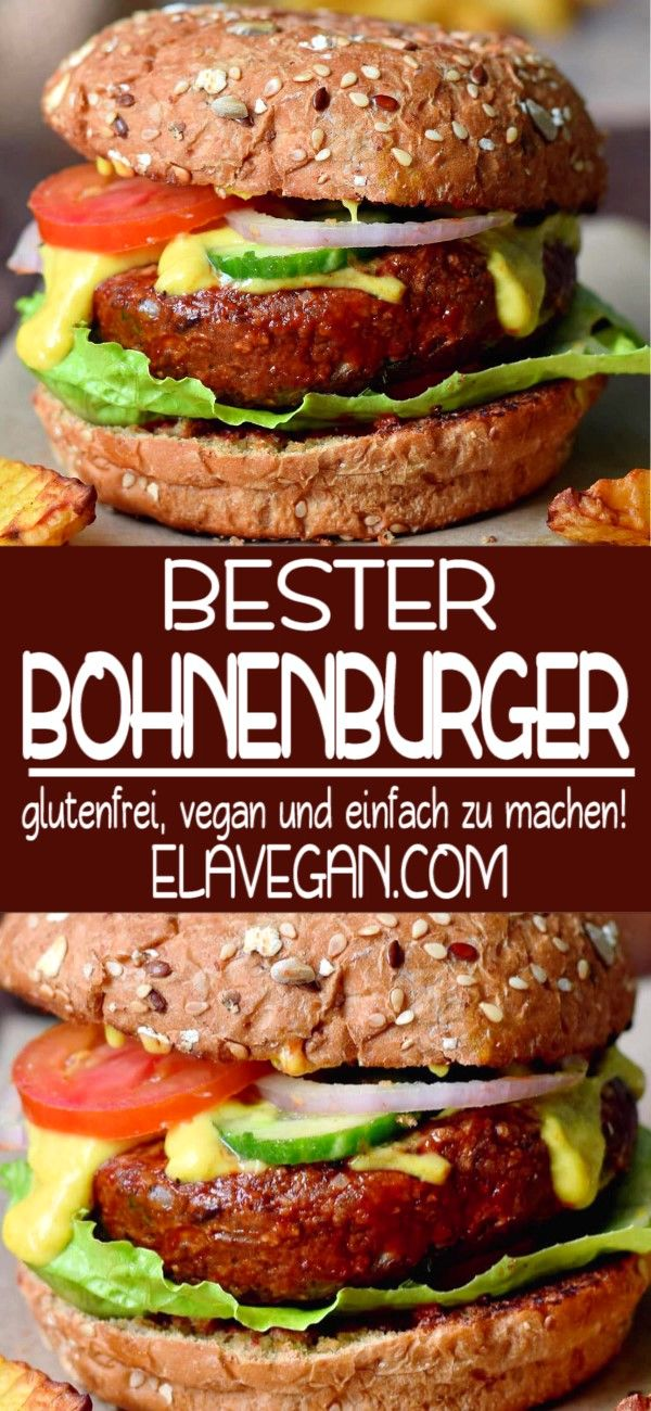 BESTER BOHNENBURGER