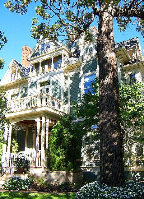st paul mn house on western avenue victorian homes old rh pinterest cl