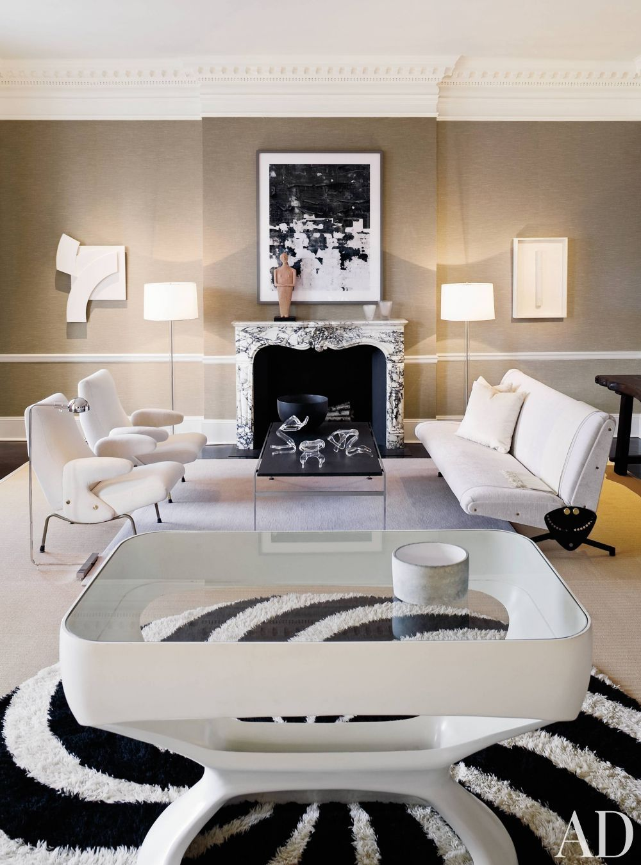 contemporary living room by shelton mindel associates in new york rh pinterest it