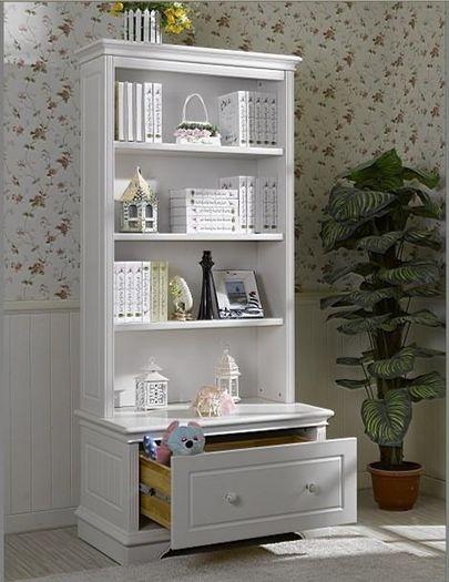 Ls Da Vinci Toy Box With Bookcase Shelving Units Bookcase Office Shelving Shelves