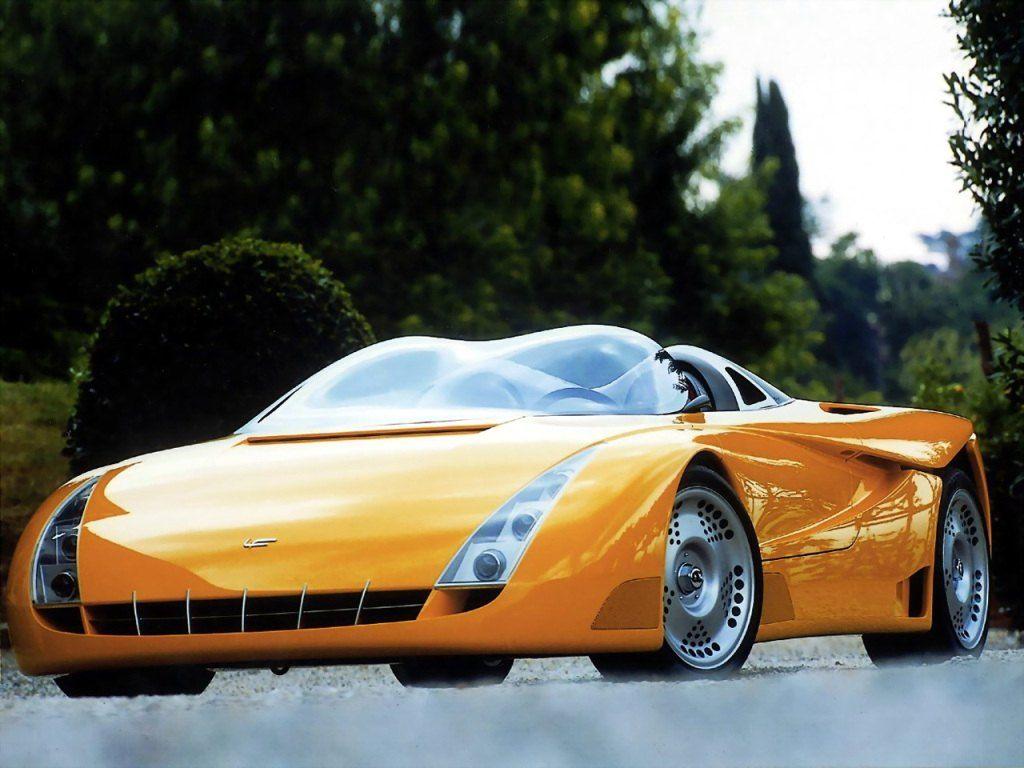 Model Fioravanti Ferrari F100r 2000