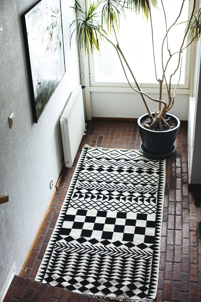happy interior blog inspired by africa rugs for modern homes the rh pinterest com