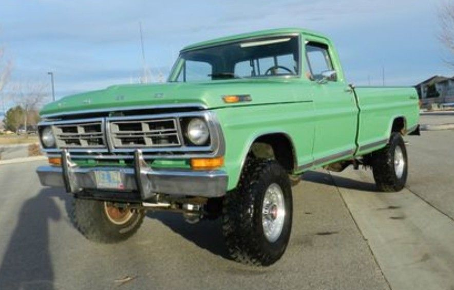72 Ford Highboy Cool Trucks Classic Ford Trucks Ford Pickup