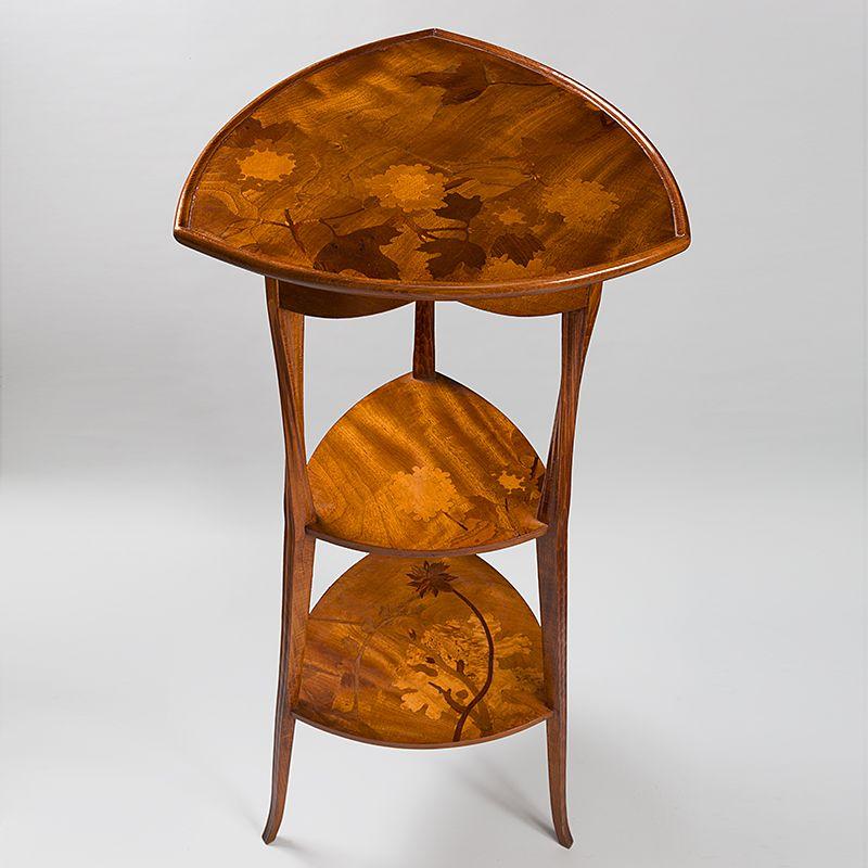Louis Majorelle Three Corner Stand In 2019 Art Nouveau