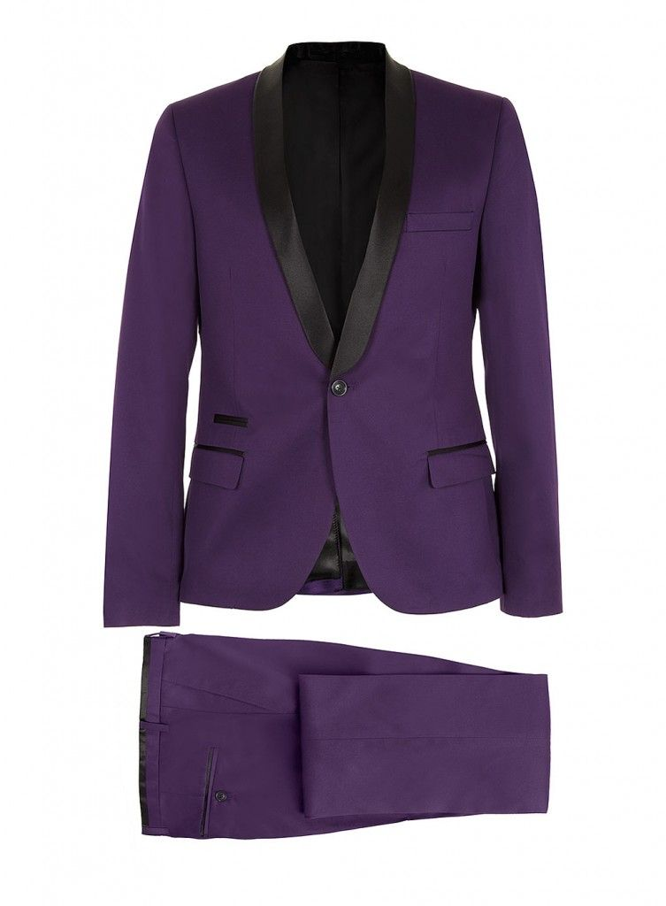purple tuxedo jacket | Tuxedo, Suit, Blazer & Jacket Style Tips ...