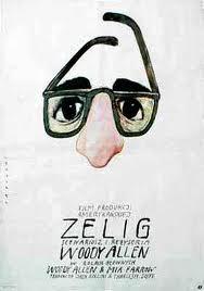 Woody Allen - Zelig. Geestig to the max