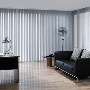 Beau Vertical Window Blinds For Offices