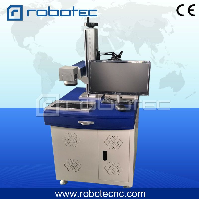 Brand New Laser Marking Machine For Jewellery Desktop Fiber Laser Marking Machine Portable Fiber Laser M Laser Marking Laser Engraving Machine Laser Engraving