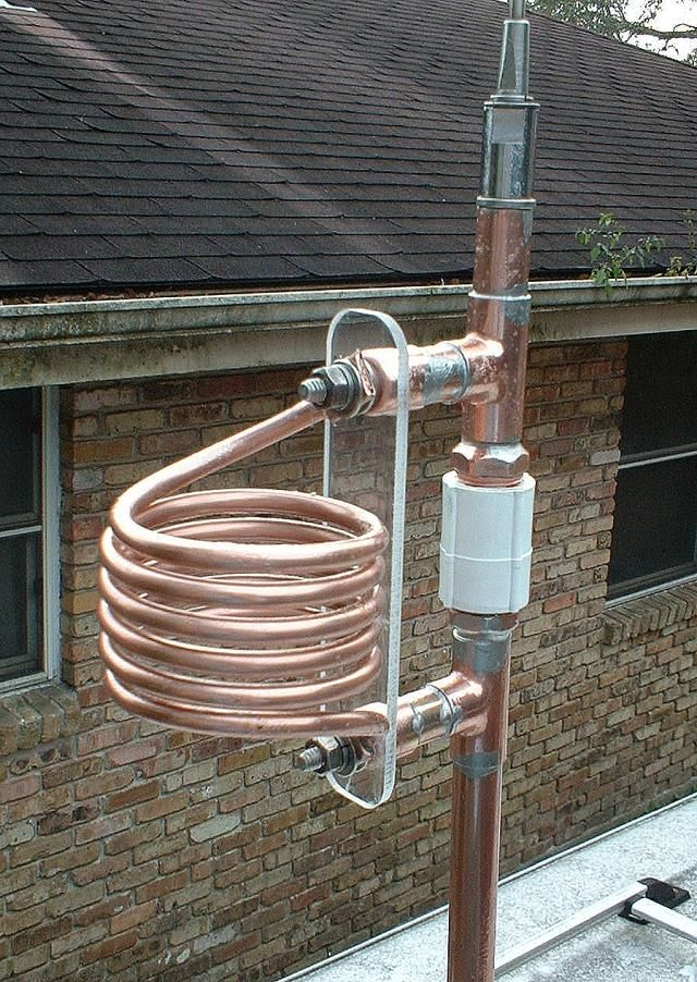 A High Efficiency Extended Length Mobile Antenna Ham