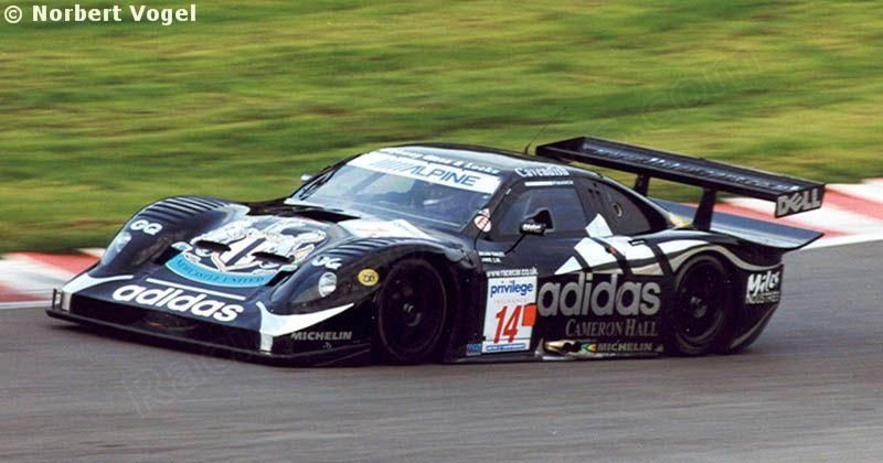 14 Lister Storm Gtl Newcastle United Lister Storm Racing