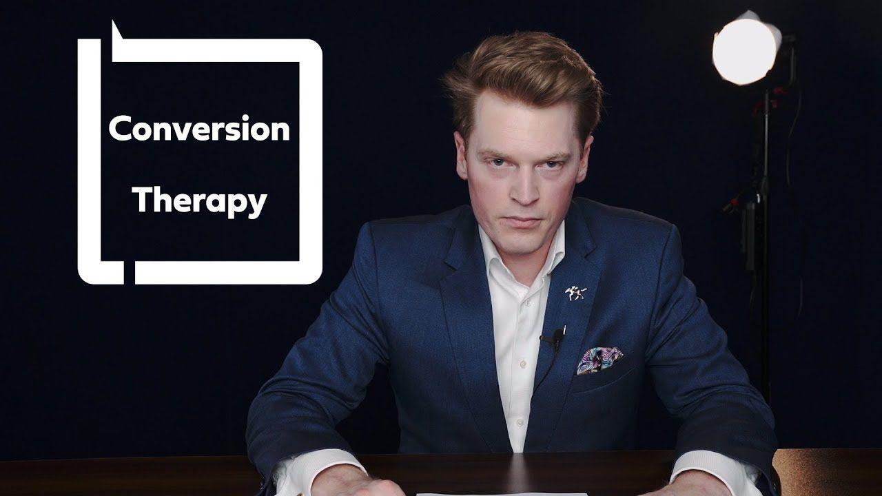 Nobody can ban conversion Conversion Therapy S4E2 The