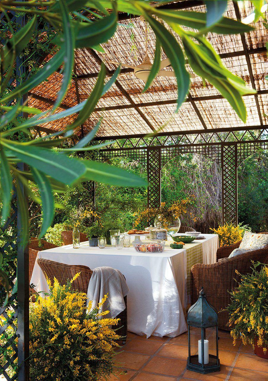 La casa de las mimosas elmueble casas for the home