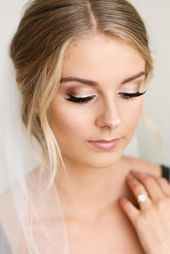 Photo of 42 Magnificent Wedding Makeup Looks For Your Big Day Gorgeous Wedding Makeup …