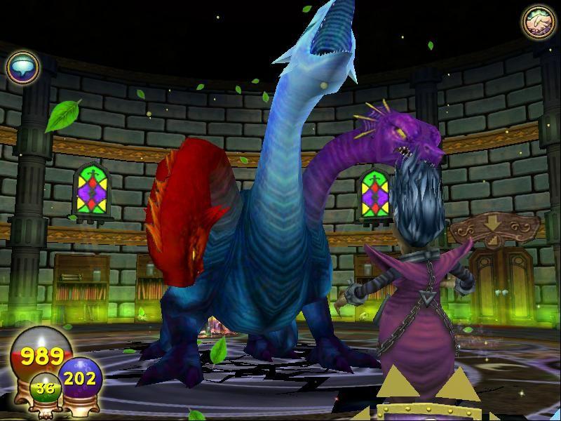 Hydra A Balance Spell Wizard101 Super Powers Wizard
